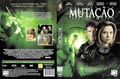 Filme Mutação (Mimic) DVD Capa