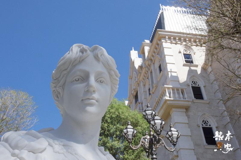 妮娜巧克力夢想城堡|IG網美必訪南投埔里景點~歐洲宮廷城堡花園|巧克力觀光工廠
