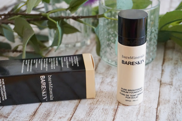 bareMinerals - BareSkin Serum Foundation
