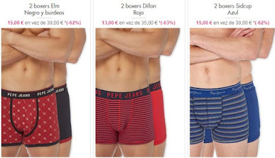 boxers pepe jeans