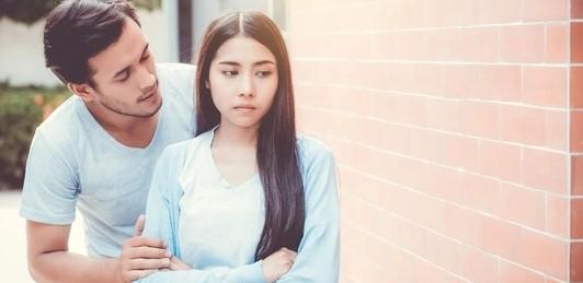 Mengakui kesalahan adalah Cara Membuat Pasangan Nyaman dengan Kita