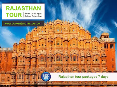 Rajasthan tour packages 7 days