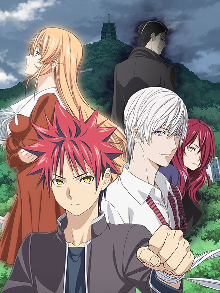 Shokugeki no Souma Season 3 Episode 8 Subtitle Indonesia