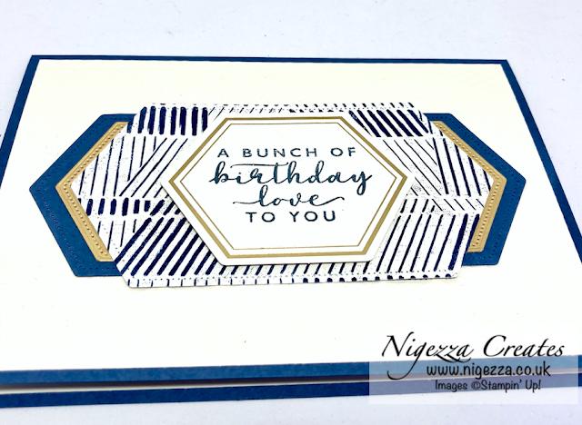 Stampin' Up! Boho Indigo Card #2