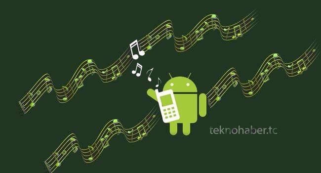 Android de Kişilere Özel Zil Sesi Ayarlar