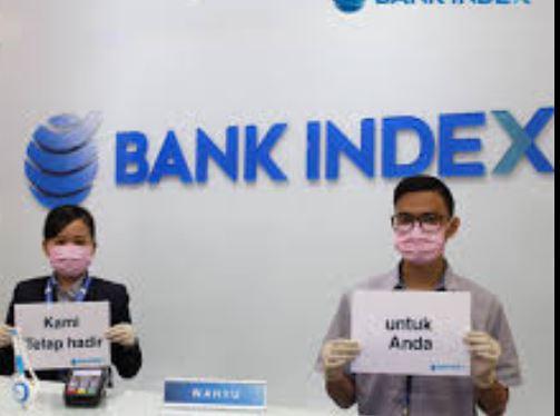 Alamat lengkap dan Nomor Telepon Kantor Bank Index di Samarinda