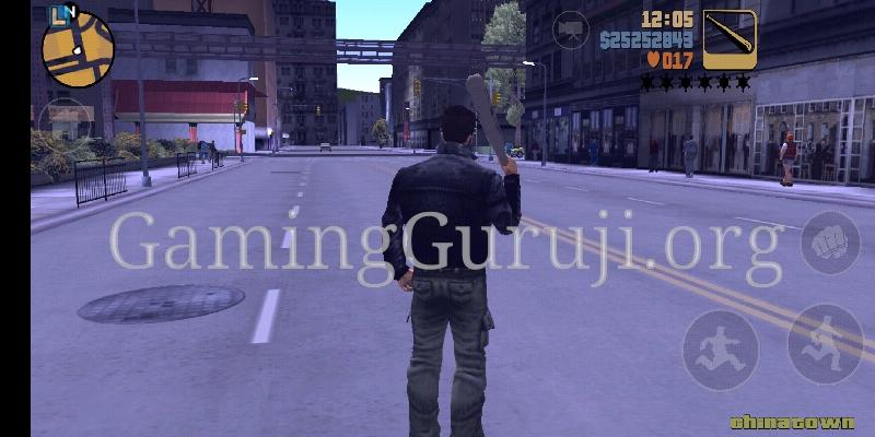 GTA III mod apk 3 game