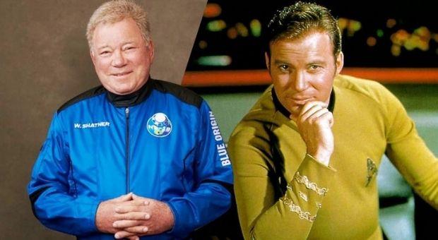 Cover Playlist - 4 covers de William Shatner para ouvir no espaço