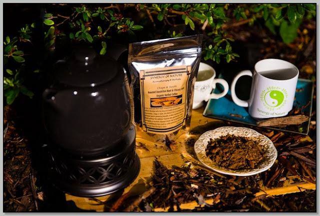Dandelion Root Coffee Alternative