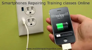 phone charging port