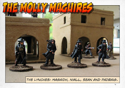 In Her Majesty's Name Company - The Molly Maguires