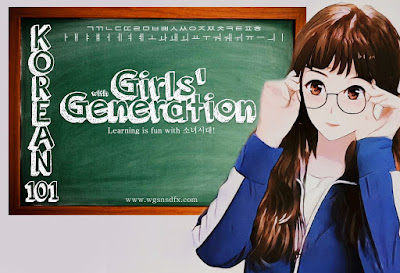 Learn Korean with Girls Generation