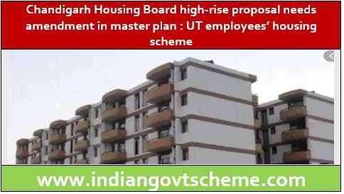UT employees' housing scheme