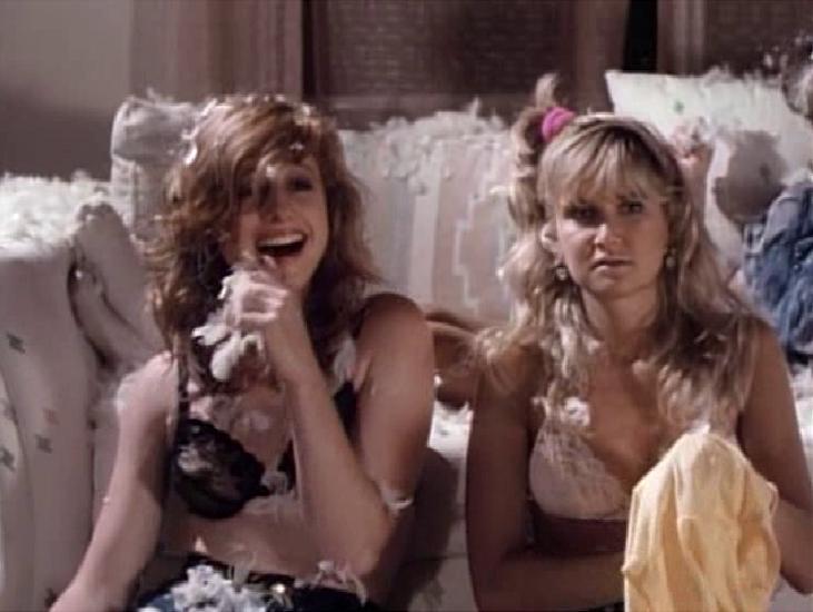 Hot!!!! loosing virginity at pajama party
