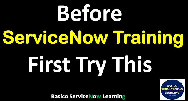 Online ServiceNow Training, Best ServiceNow Training,