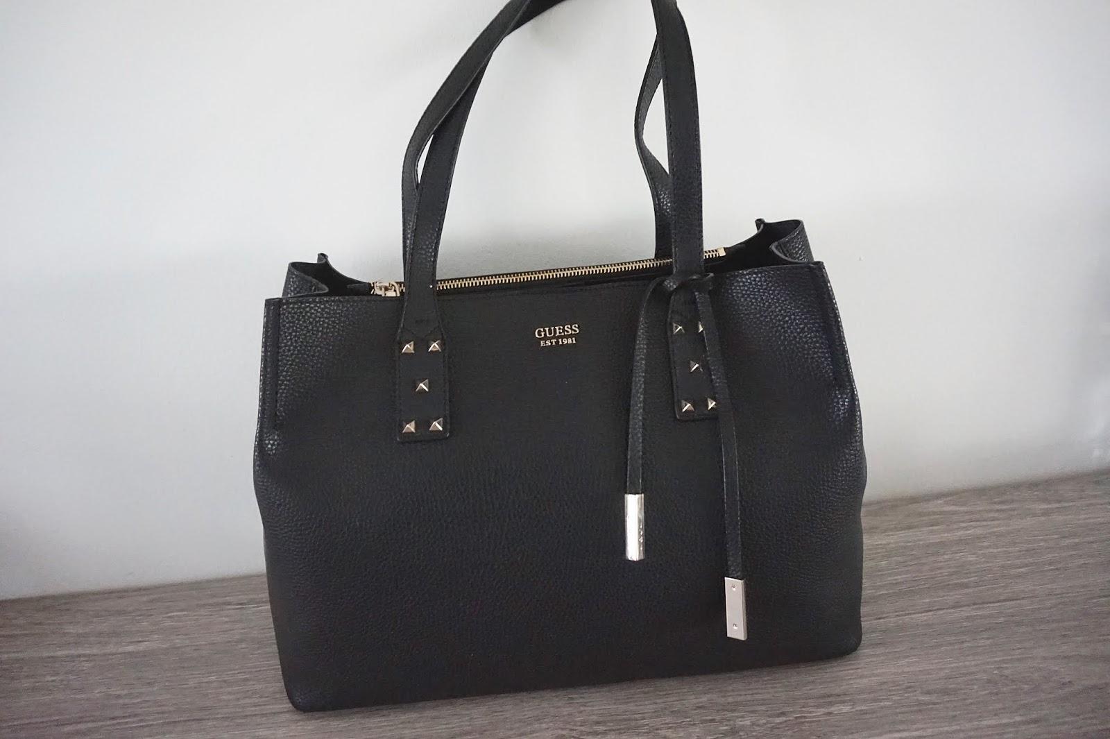 bb59f33a98e Mijn nieuwe Guess tas