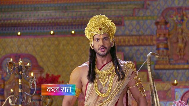 Radha Krishna : Krishn-Arjun Gatha 20 august episode