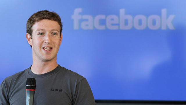 Mark Zuckerberg Net Worth - $53.7 Billion