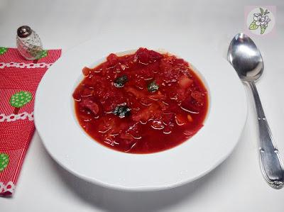 Borsch, Sopa Rusa de Remolacha