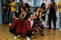 Kiara Advani Black Tank Top Tight leggings Tu Cheez Badi Hai Mast Mast~  Exclusive 29.JPG