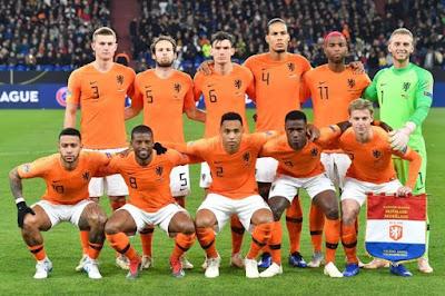 كورة اون لاين مباراة هولندا واستونيا