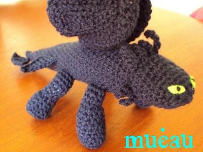 Dragão Amigurumi - Dragãozinho em Crochê Receita (Top 13) - YouTube | 300x400