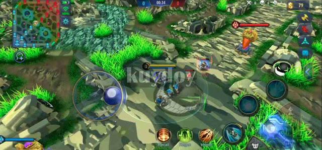 Untuk mengubah tampilan tema map mobile legends kita bisa menggunakan script mod map Script Map Tema Militer Mobile Legends Patch Terbaru