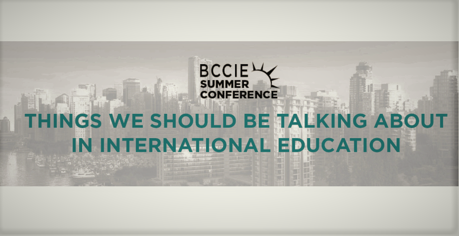 global issues and trends impacting international higher education at BCCIE DrEducation