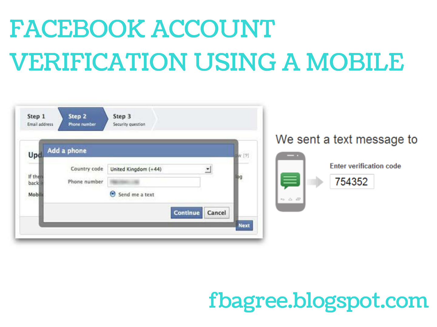 Fake Facebook Generator With Unlimited Fake Phone Number