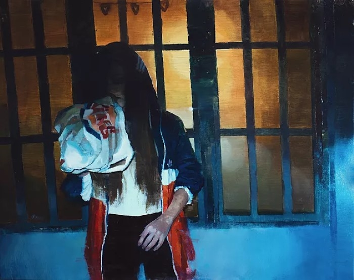 Испанский художник. Inigo Sesma