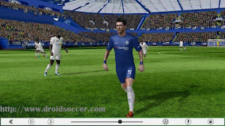 Chelsea Stadium, Grass and Skinwhite0 for FTS Android