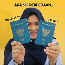 Cara Membuat  E - Paspor