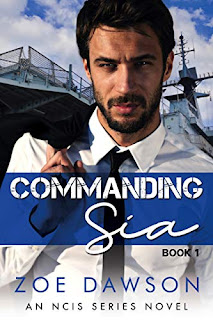 Commanding Sia - a thrilling, sexy NCIS novel by Zoe Dawson - book promotion sites