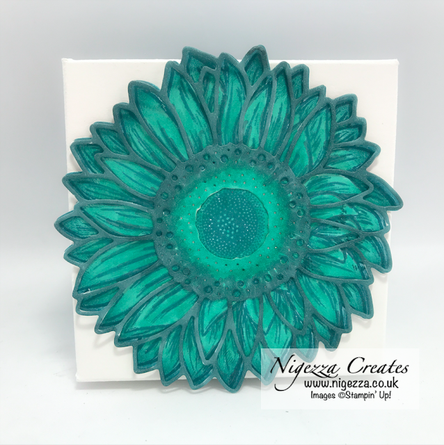 Nigezza Creates a Sunflower Gift Box