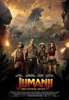 Jumanji: Bem-Vindo à Selva - filme