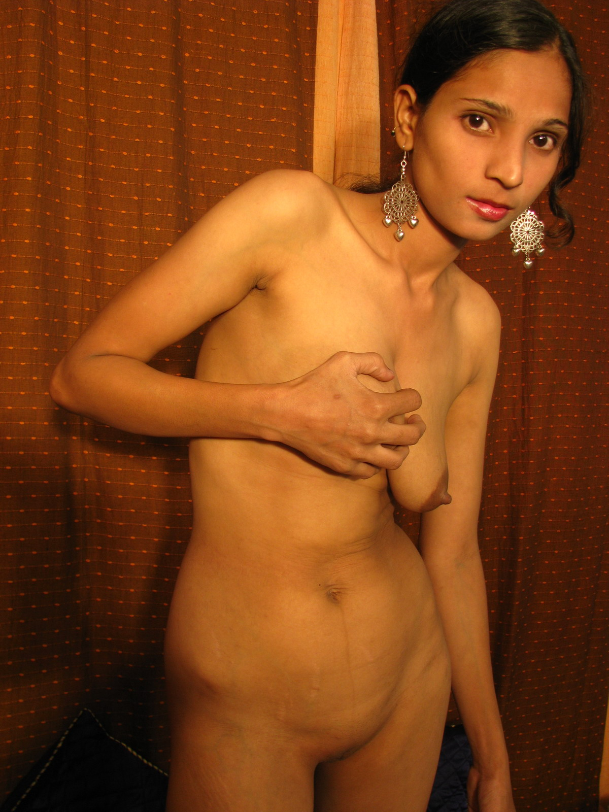 Desi Randi Nilofer Goes Nude And Shows Off Her Tits N -6087