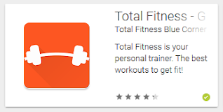 little savings - Android app for gym or body building