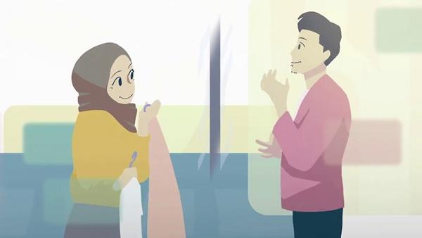 Lirik Lagu Nafas Cinta Khai Bahar dan Aina Abdul