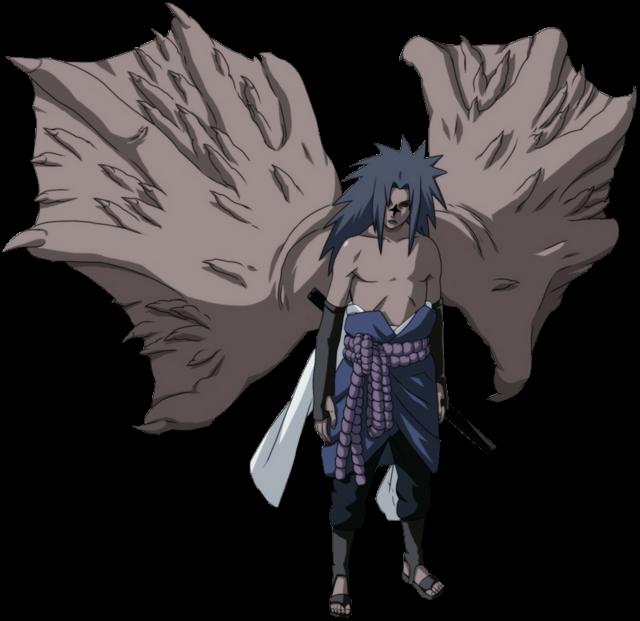 EverythingsNaruto: Is Susuke Uchiha, Sasuke Sarutobi?