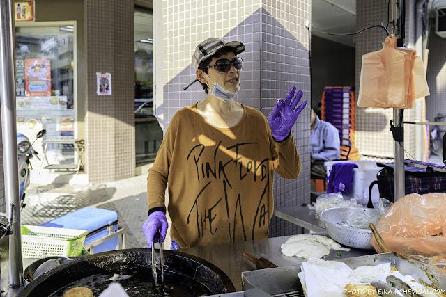 MG 1196 - 梅亭街蔥油餅,巷弄間的隱藏版蔥油餅,每天只營業三個半小時,人氣品項晚來吃不到!