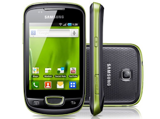 Download Firmware Samsung GALAXY Mini - GT-S5570