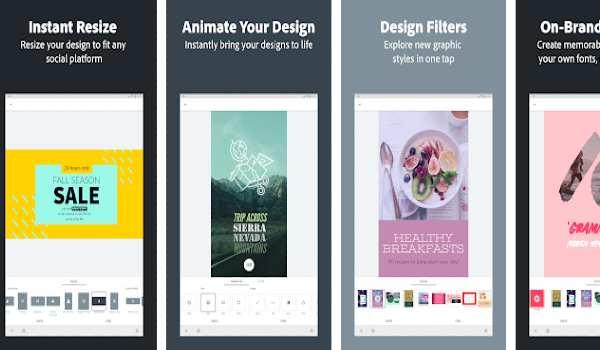 Adobe Spark Post: Graphic design made easy