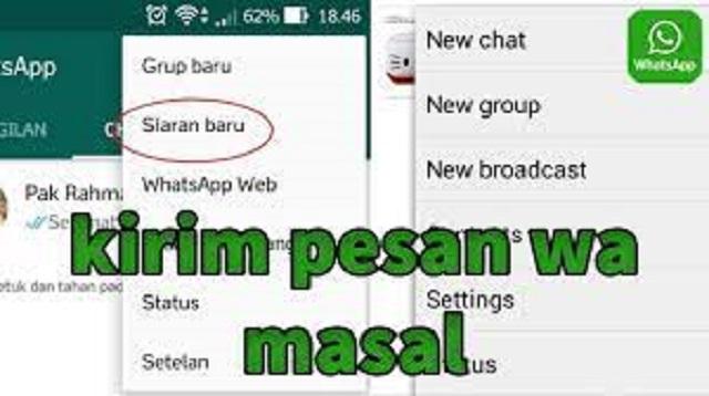 Cara Agar Banyak yang Chat di WhatsApp