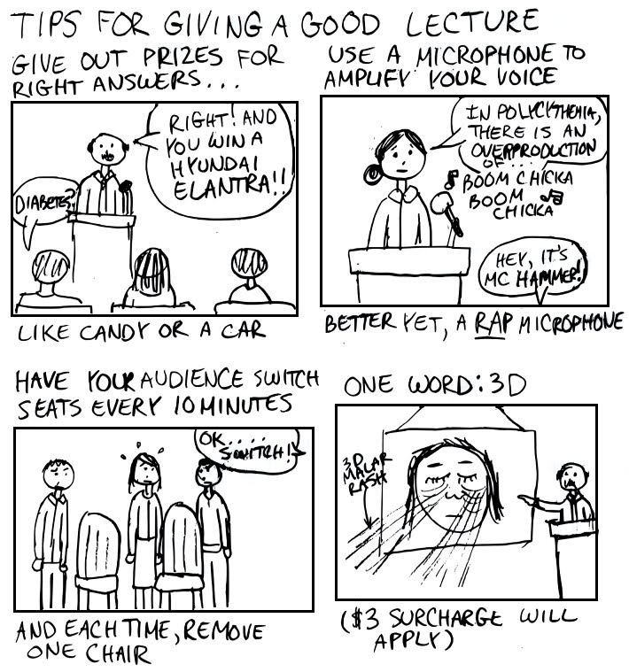 A Cartoon Guide to Becoming a Doctor: March 2011