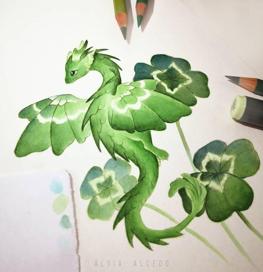02-Four-leaf-Clover-Alvia-Alcedo-www-designstack-co