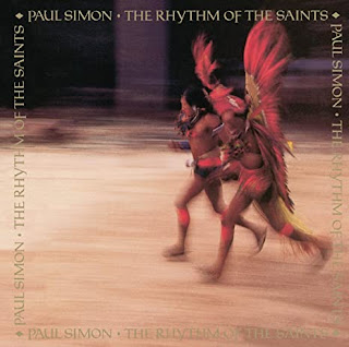 Paul Simon The Rhythm of the Saints