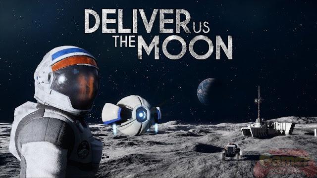 Deliver us the Moon : On délivre la lune ?!
