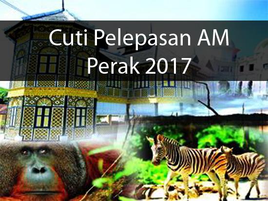 Hari Pelepasan AM Negeri Perak 2017