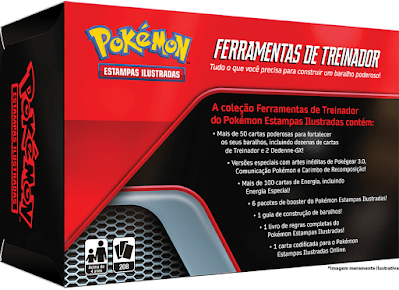 Pokémon TCG Toolkit Ferramentas do Treinador