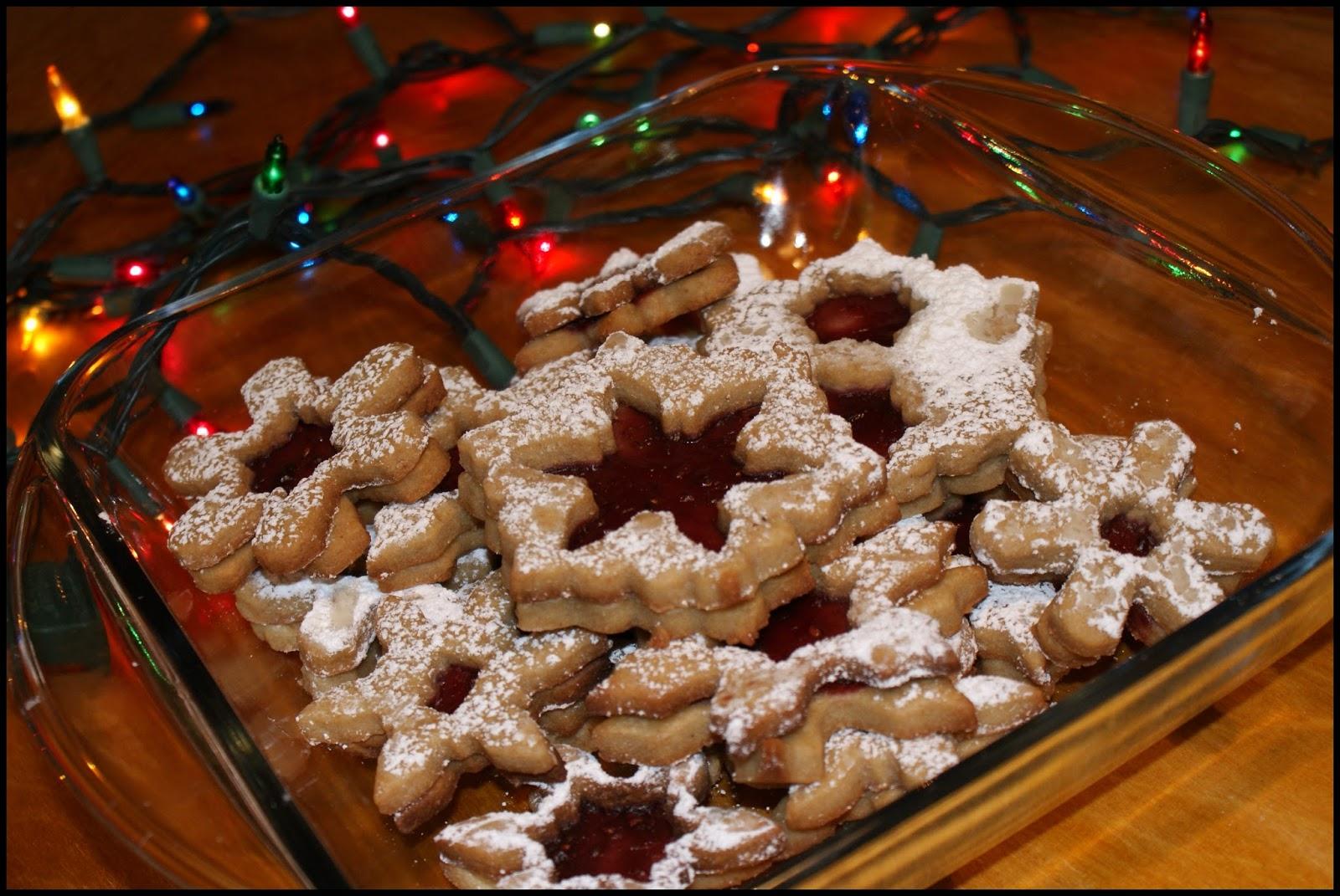 Swiss Christmas Cookies Spitzbuben